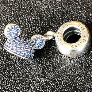 Pandora Mickey Ears Charm